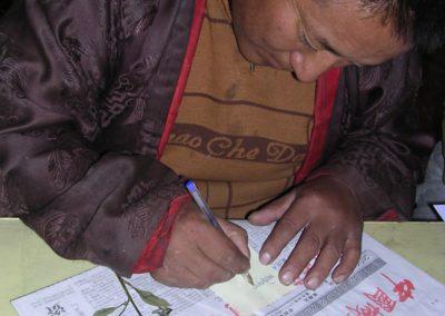 Identification des herbiers