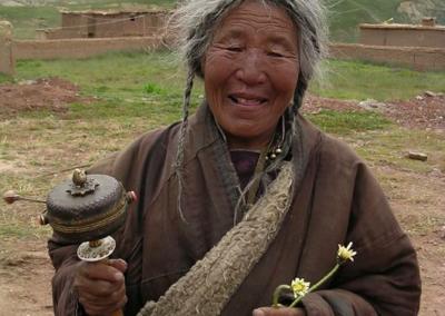 Femme du Kham